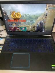 Notebook gamer Dell G3 Intel i7 + GTX 1660ti MAX Q