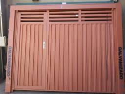 Portão Basculante 3.05 x 2.37 Pronta Entrega