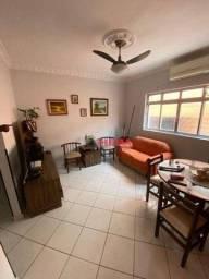 Título do anúncio: Apartamento com 2 dormitórios à venda, 61 m² por R$ 298.000,00 - Encruzilhada - Santos/SP