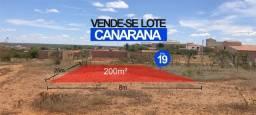 Oportunidade- Terreno 8x25 em Canarana