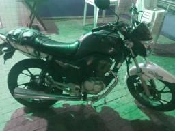 Título do anúncio: Fan 160c 2018 2019 moto com manual e chave reserva