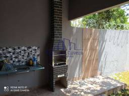 Casa 2/4 com area Gourmet com churrasqueira e ducha R$ 190.000