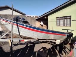 Barco e carretinha documentados