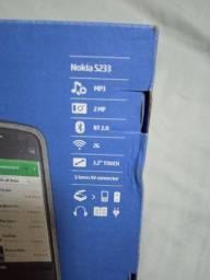 Ítem relíquia, Nokia 5233. $200 ou 120