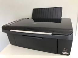 Impressora Multifuncional Epson DX4450 (só funciona scanner), não imprime, 220v