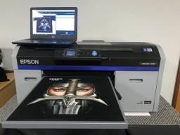 Título do anúncio: Plotter Epson F2100 DTG Impressão Direta em Algodão com Garantia Total Epson até 29/07/23
