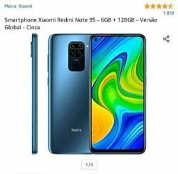Redmi Note 9S 128GB NOVO