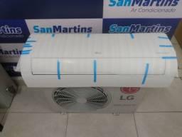 Título do anúncio: Ar condicionado inverter já instalado