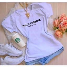 Camiseta Dolce & Gabana Baby look