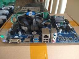 Kit Core i5 4440 socket 1150, 4° geração.