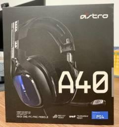 Headset Astro A40 TR novo
