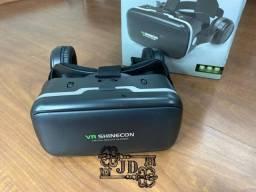Óculos de realidade virtual VR 6 em 1