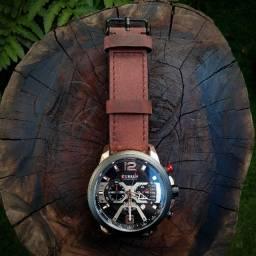Relógio Masculino Curren 8329 Original Pronta Entega