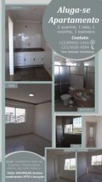 Apartamento 2 quartos no Ed. Solar do Engenho, Pq. Santo Amaro, Campos, RJ