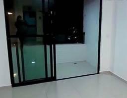 Título do anúncio: Porta de Varanda (3 folhas) c/ vidro verde