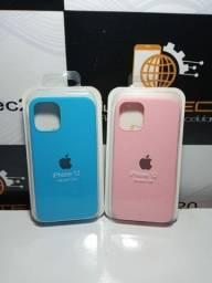 Cases IPhone 12 de silicone
