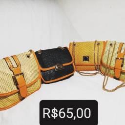 Bolsas de palha, Tiracolo para presentear sua mãe, esposa ou namorada