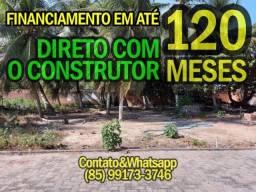 Título do anúncio: Lotes Financiado em Fortaleza - CE, José Walter, Pronto para construir!