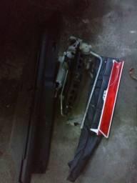 Cortina retrátil macaco chave roda. Blazer diesel 2005