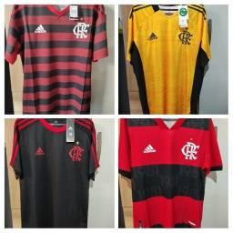 Título do anúncio: Camisas Flamengo Oficiais Importadas