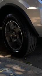 4 pneus aro 15