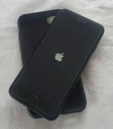 Título do anúncio: iPhone 7 128gb biometria funcionando