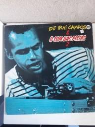 Título do anúncio: 3 discos vinil Dj Irai Campos