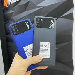 Título do anúncio: Xiaomi Poco M3 128Gb/4 ram Lacrado