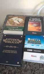 Livros de Estudos Biblicos