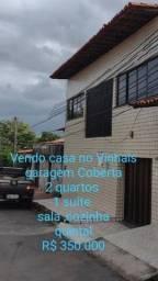 Título do anúncio: Vendo casa no Vinhais R$ 350.000