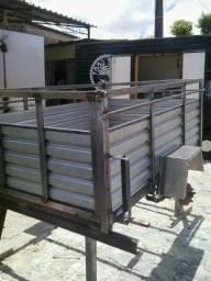 Fabricação e venda