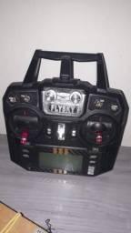 Rádio controle Flysky fs-i6