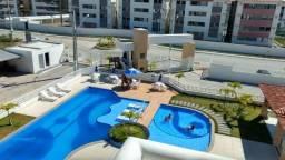 Apartamento mobiliado em Barra dos Coqueiros, 02 quartos, R:1300, incluso condomínio