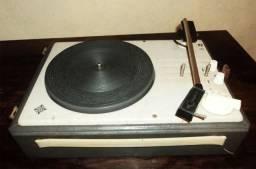Toca-Discos Portátil Telefunken Musikus Alemão 60s