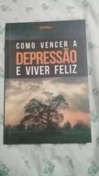 Livro Como Viver a Depressão e Ser Feliz