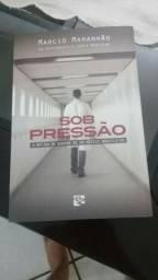 Livro Sob Pressão - A Rotina De Guerra De Um Médico Brasileiro