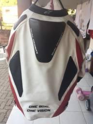 Jaqueta de Couro Alpinestars GP Pro