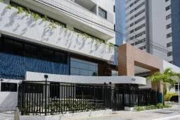 Belissimo apartamento na Luzia com 82m², Varanda interligada a cozinha