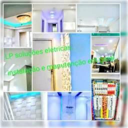 Instalação e manutenção elétrica em geral