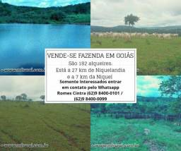 Fazenda em Goiás