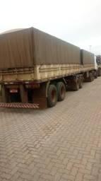 Vendo conjunto Scania g 420 6x2 bitrem guerra - 2009