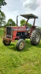 Massey 265 ano 85 , pneus novos aro 30