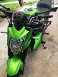 Kawasaki er6n 650cc 2013 - 2013
