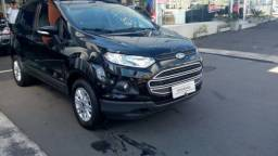 FORD NEW ECOSPORT SE 1.6 16V FLEX Preto 2014/2015 - 2014