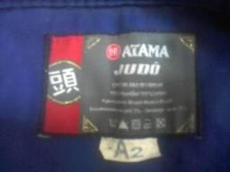 Kimono Atama A2 Azul