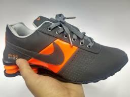 Nike Shox barato só aqui