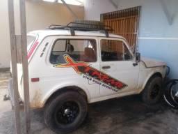Vendo niva motor diesel - 1993