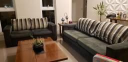 Jogo de sofá 2 e 4 lugares