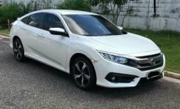 Honda civic exl 2017 (74.000,00r$) entrada reduzida - 2017