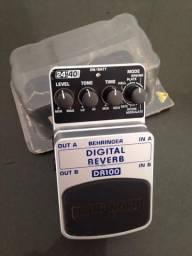Pedal Digital Reverb DR100